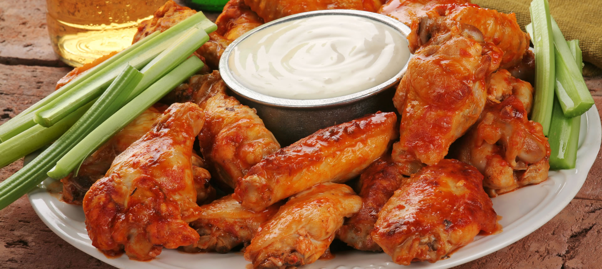Preparing the Most Delicious Chicken Hot Wings Ever